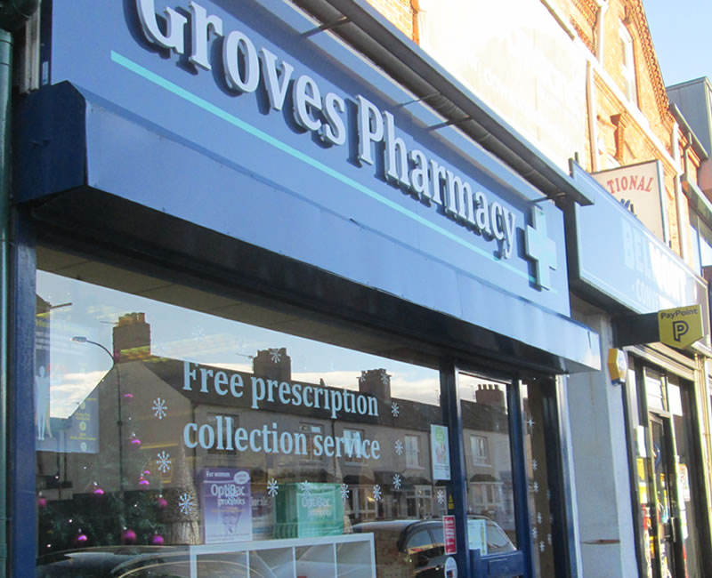 Groves Pharmacy Belmont