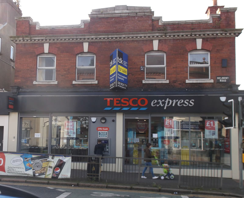 Tesco Express Belmont