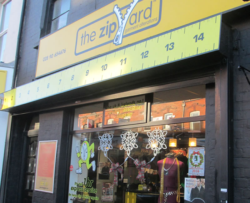 the Zip Yard Belmont