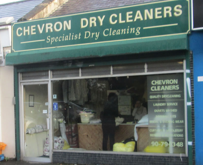 Chevron Dry Cleaners Cherryvalley