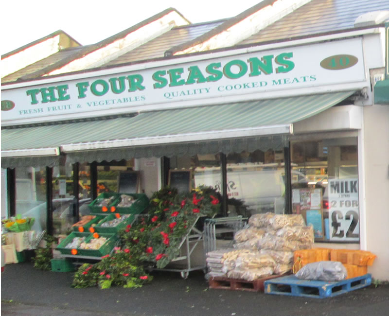 Four Seasons Cherryvalley
