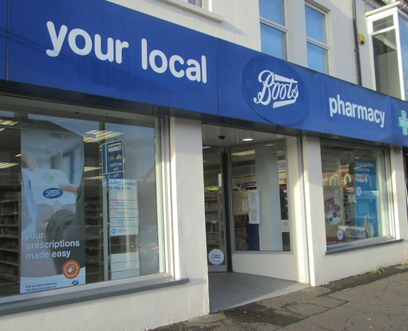 Boots Pharmacy Cregagh Road Belfast