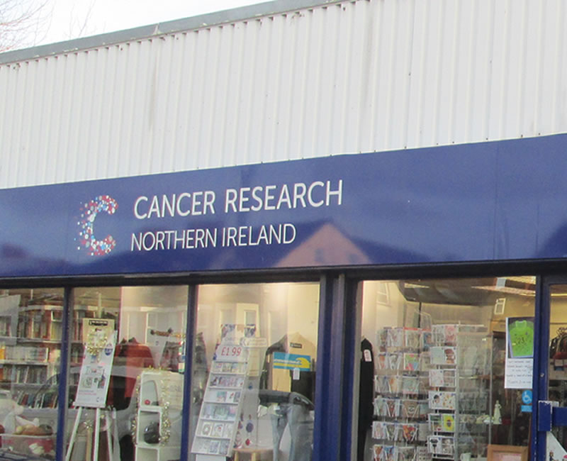 Cancer Research Cregagh Road Belfast