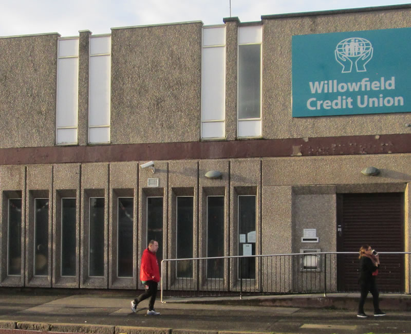 Willowfield Credit Union Belfast