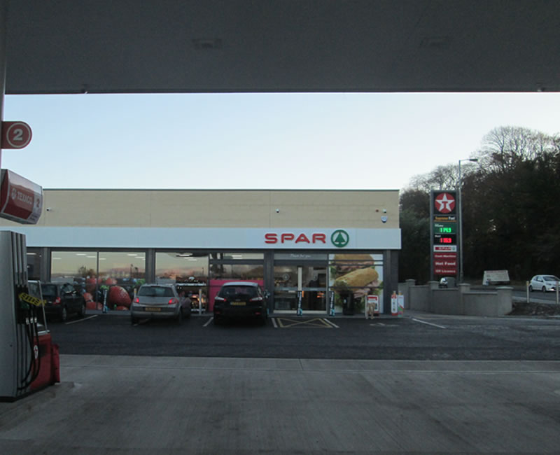 Hanwood Petrol Station Dundonald Belfast
