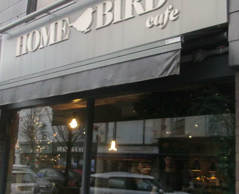 Home Bird Cafe Holywood County Down