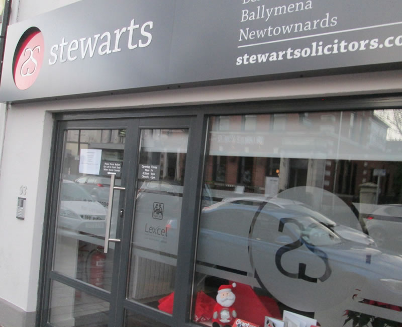 Stewart Solicitors Holywood County Down