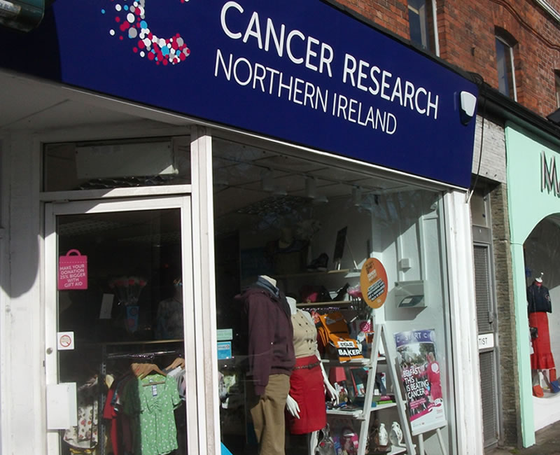 Cancer Research Lisburn Road Belfast