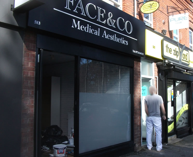 Face & Co Lisburn Road Belfast