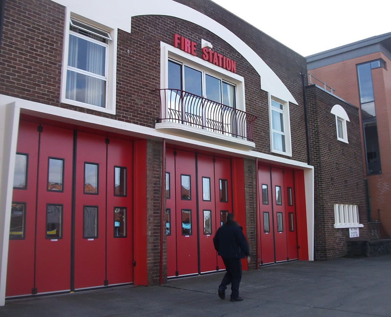 Lisburn Road Fire Station Belfast