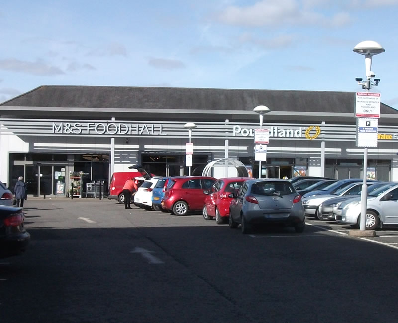 Marks & Spencer Lisburn Road Belfast
