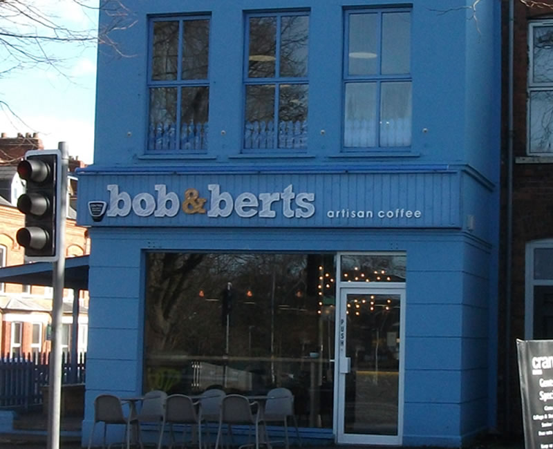 Bob and Berts South Belfast